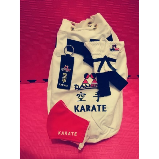 Božični komplet karate