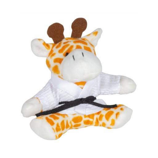 Budo Mini žirafa Tom, obesek za ključe