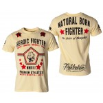 FIGHTNATURE T-Shirt Heroic Fighter
