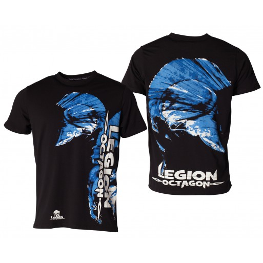 LEGION OCTAGON majica Blue Head