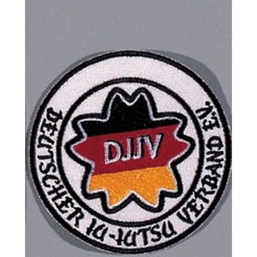 "Sewn badge DJJV"""""