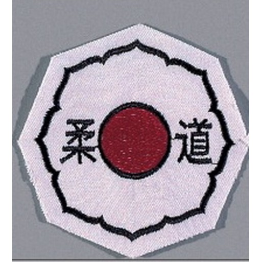 Sewn badge Kodokan""""