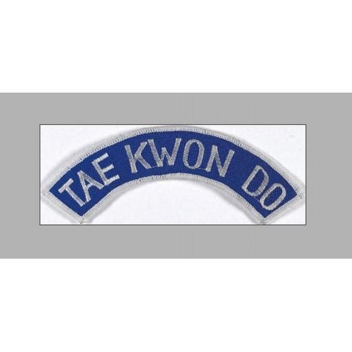 DANRHO našitek Taekwondo