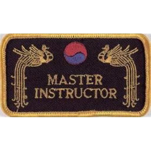 DANRHO našitek Master Instructor
