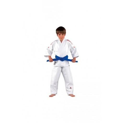 Judo kimono O-goshi bel s ramenskimi našitki