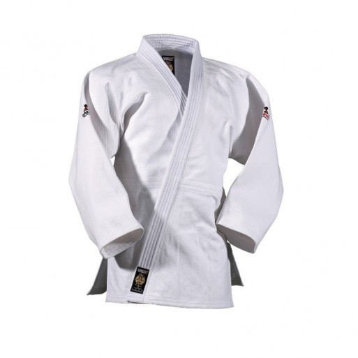 Sensei judo suit white