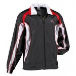 Tracksuit Trend black white red