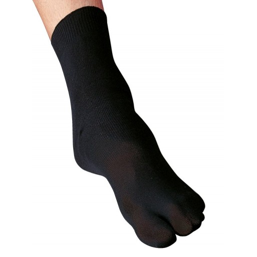 Ninja socks black