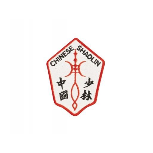 Sewn badge Chinese Shaolin