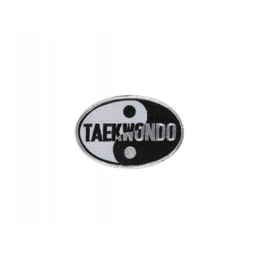 Našitek Taekwondo Yin & Yang