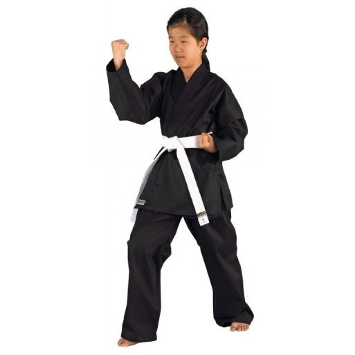 Karate kimono Shadow črn