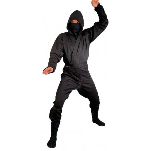 Ninja uniforma, črna