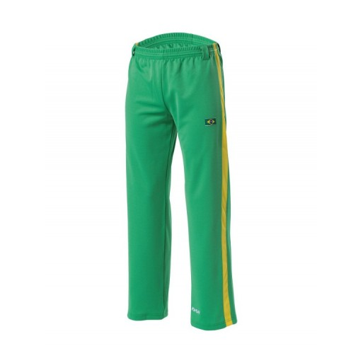 Capoeira hlače s črto