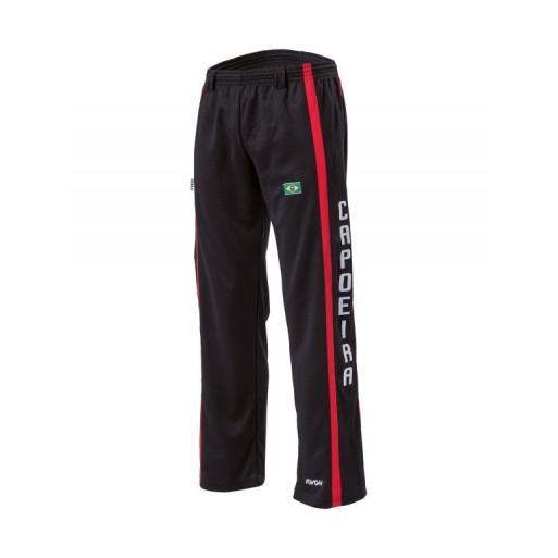 Capoeira hlače z napisom