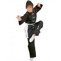 Kung Fu uniforma črna