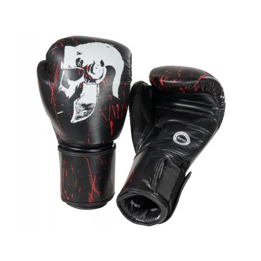 L.O. Boksarske rokavice, črne