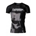 Legion Octagon Rash Guard s kratkimi rokavi
