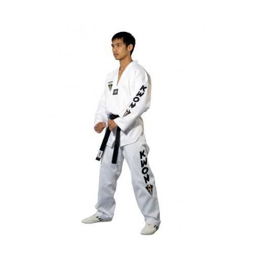 TKD Starfighter with big woven KWON logos