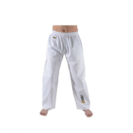 Clubline bele hlače za Taekwondo ali Karate
