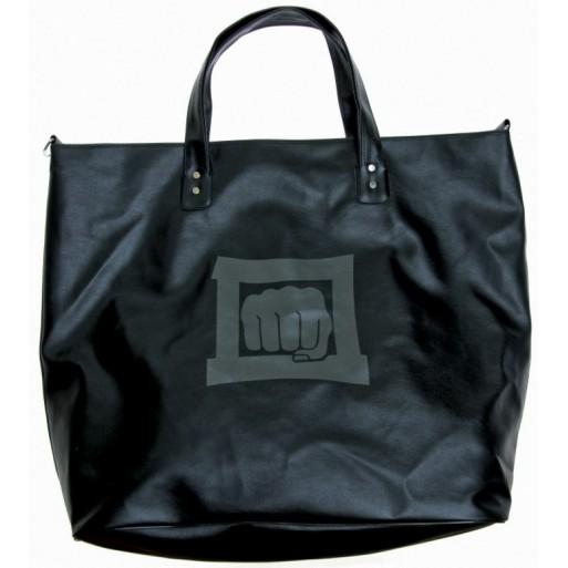 KWON črna športna torba