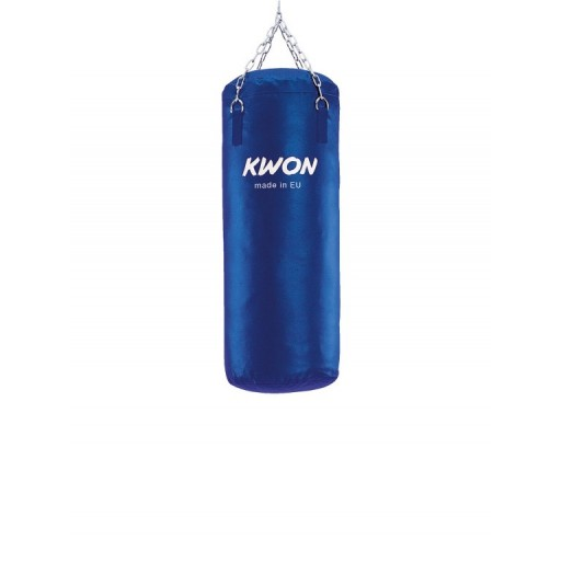Punchbag blue with filling
