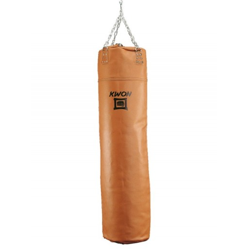 Punch bag leather sand