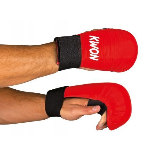 Karate rokavice s zanko za palec