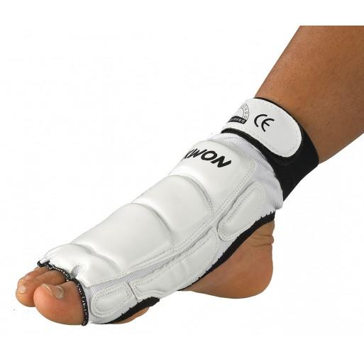 TKD footprotector whiteTKD appr.