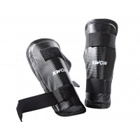 Shin guard Evolution black