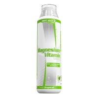 Best Body - Magnesium Vitamin Liquid - 500 ml bottle - Tropski sadeži