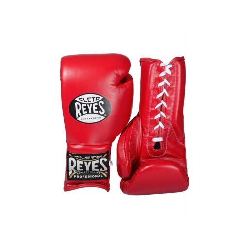 Cleto Reyes boksarske rokavice za trening, 12oz, rdeče
