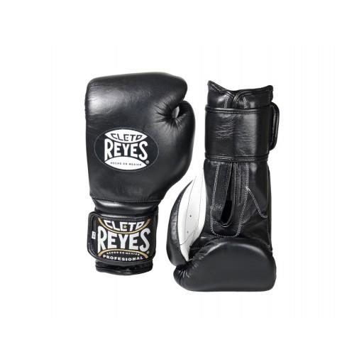 Cleto Reyes boksarske rokavice za trening, 12oz, črne