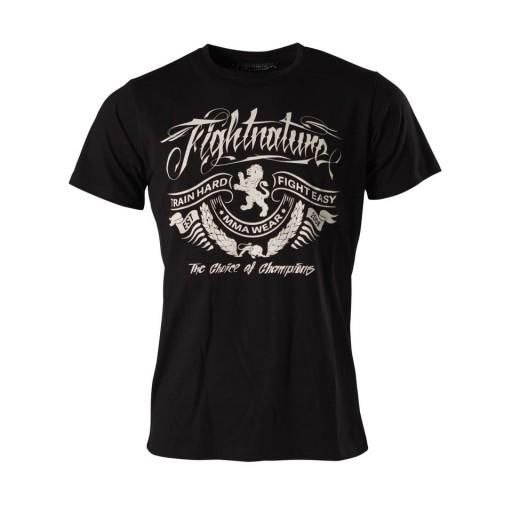 FIGHTNATURE T-Shirt Train Hard