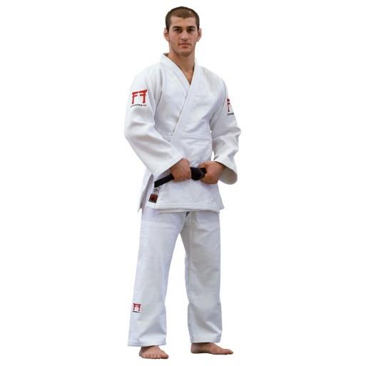 Judo kimono FF Superstar 750 IJF rec. bel